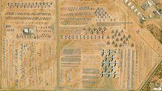 Campo de Manutenção Aerospace e Grupo de Regeneração Tucson, Arizona, EUA