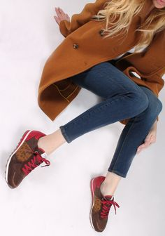 Fashionable Sneakers! Pepe Jeans @giannakazakou Pepe Jeans Sneakers, Jeans And Sneakers Outfit, Sneakers Fashion, Fall Winter, My Style, Casual, Bags, Shoes, Sports
