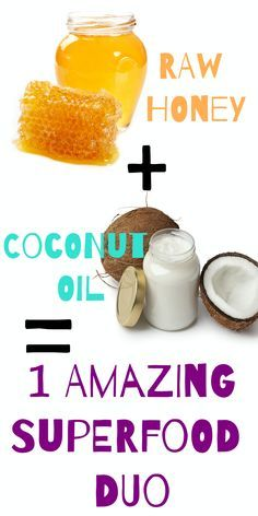 Raw honey and coconut oil are two of the most powerful and popular healing foods around. Both have been used for centuries to treat common ailments, as well to support the health and beauty of one's hair and skin.