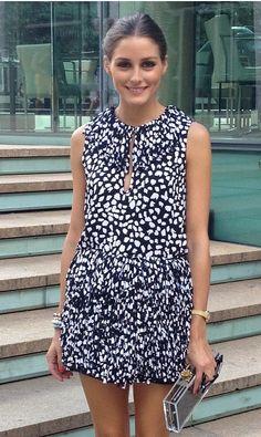 THE OLIVIA PALERMO LOOKBOOK: Olivia Palermo at New York Fashion Week