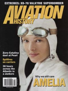 You Fly, Girl: Amelia: Why We Still Care