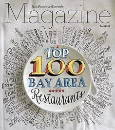 San Francisco Chronicle magazine cover