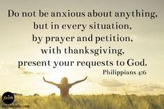 Are you feeling anxious?