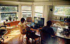 Coworking Space - The Sandbox House, Berkeley, USA