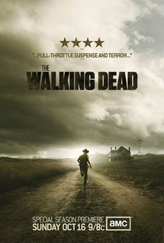 The Walking Dead - ready to watch this!