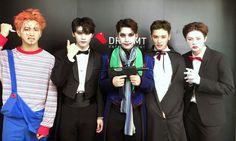 ⤴× kthpgs × I kpop I MAP6 - JVIN, SIGN, MINHYUK, JJUN & SUN