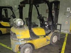 #usedforklifts #materialhandling #yale Yale GLP050VX Used Forklift / Capacity: 5,000 / Year: 2008  / Mast: 88 / 200 TSU / LPG, AUTO, S/S - CALL 952-492-3900