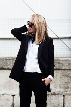 Tendenze moda| Il blazer | http://www.theglampepper.com/2015/12/12/14002/