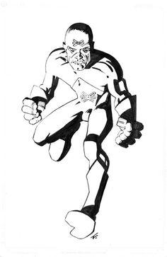 The Dark Knight Strikes Again - Atom by Frank Miller *