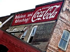 Coca-Cola Advertising Signs on Buildings - Bing Images