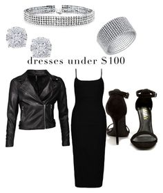 """Untitled #38"" by ebonywilson235 ❤ liked on Polyvore featuring Boohoo, LULUS, Bling Jewelry and Effy Jewelry"