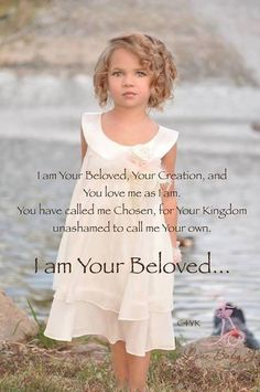 I am my beloved's & He is mine, His banner over me is love!