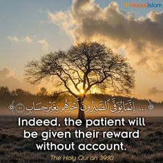 Indeed, the patient will be given their reward without account. [39:10]