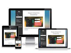 Free Flat #Responsive Web Design #WordPress #Theme for Personal #Blog FREE DOWNLOAD: http://wpthemess.net/flat/
