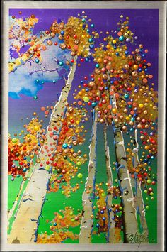 Image of Aspen Smash - Love Of Life - Original Study   $860.00