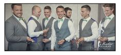 Stylish groomsmen #Quay Hotel and Spa #wedding #photography www.martinvaughan.com