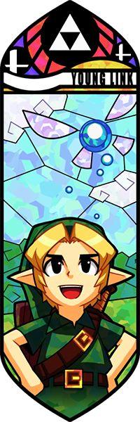 SSB - Young Link by Quas-quas.deviantart.com on @DeviantArt