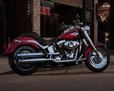 Harley-Davidson  FAT BOY 2015