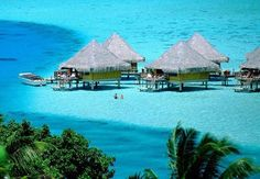 Bora Bora island resorts