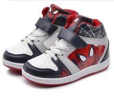 Children's shoes boy sneakers alishoppbrasil