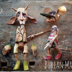 Burian Marionettes