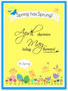 10 FREE Spring and E