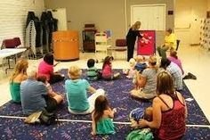 Lapsit Story Time Dripping Springs, Texas  #Kids #Events
