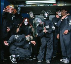 """Slipknot forever! """"The knot' is alive as it's ever been""""~ Corey Taylor"""