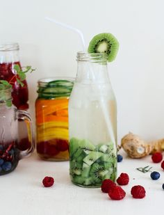 5 Infused Water Recipes To Keep You Hydrated | The Junior