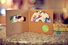 Photography packaging by a. Meyer photography
