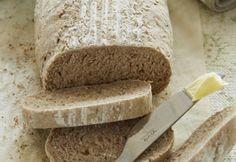 Bag et lækkert brød med saftig krumme.