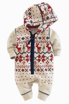 omg a bebe swonsie ! Buy Fairisle Pattern Romper online today at Next Direct United States of America Baby Outfits, Outfits Niños, Kids Outfits, Newborn Outfits, Baby Boy Fashion, Kids Fashion, My Bebe, Cute Baby Clothes, Baby Boy Winter Clothes