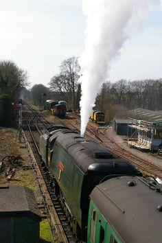 /by Hectate1 #flickr #steam #engine