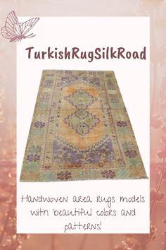 Oriental rug, Turkish rug, Handmade rug, Vintage rug 3.3 x 5.6 Aztec rug, Bohemian rug, Anatolİan rug, Tribal rug, Wool carpet, Rug, Boho Decor, Bohemian Rug, Rug Loom, Wool Carpet, Rustic Rugs, Tribal Rug, Oriental Rug, Rugs In Living Room, Handmade Rugs
