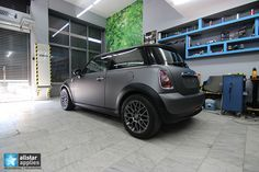 Mini Cooper - Dark Grey Matte (5)