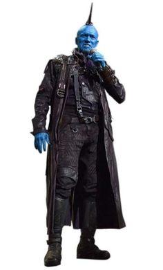 Yondu Trench Coat GOTG Vol 2