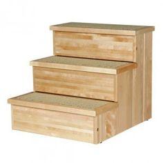 Dřevěné Schody Pro Malé Psy A Kočky Wooden Steps Diy Dog Stairs