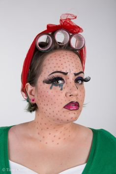 PHOTO: Timo Otamo MUAH: Marja Nikkola MODEL: Taina / Autumn Storm