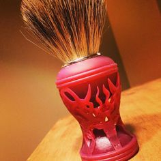 Shaving goes 3D - Now, I wonder if they can print badger hair yet? - AN