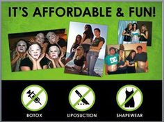 """Do you want to improve your body image but thought you couldn't afford it?  The """"skinny wrap"""" from It Works! is the answer!! It Works Wrap Party every Saturday 3-5 pm Renewal Skin Care Studio in Soldotna, Alaska 907-262-3570 ask for Beth or go to my website renewalbeth.myitworks.com"""
