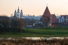 Kaunas Castle: Lithuania's oldest defensive site & its legends Lithuania Travel, Tough Woman, Interactive Exhibition, Picture Credit, Cover Pics, 14th Century, The Good Place, Castle, House