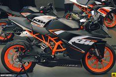 KTM RC 125, RC 200 & RC 390 – DERESTRICTED New Photo Style, Ktm Rc8, Ktm Rc 200, Ktm Duke 200, Ktm Motorcycles, Bike Photoshoot, Bike Pic, Rc Model, Super Bikes