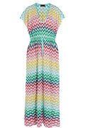 MISSONI Crochet-knit maxi kaftan