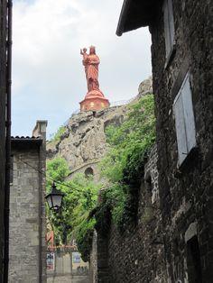 Notre Dame de France, Le Puy en Velay