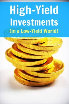 Bored with index investing? Here are a few options that pay 8-14% cash flow. High-yield investments in a low-yield world, via @sidehustlenation