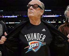 Everyone loves OKC Thunder! #basketball