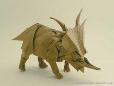 """Styracosaurus 2.0"" by Satoshi Kamiya"