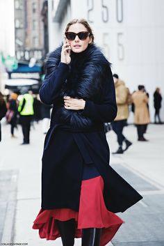 New_York_Fashion_Week-Street_Style-Fall_Winter-2015-Olivia_Palermo-Delpozo-2