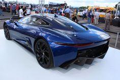 fuckyeahconceptcarz : 2012 Jaguar C-X75 Híbrido Prototype
