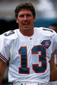 Dan Marino. Only reason I know this guy is thanks to the first Ace Ventura movie.